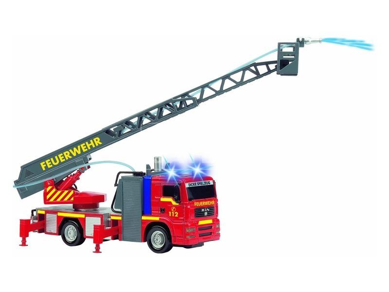 Városi elemes tűzoltóautó - 31 cm