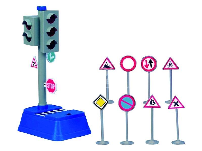 kép nagyítása City Traffic közlekedési lámpa