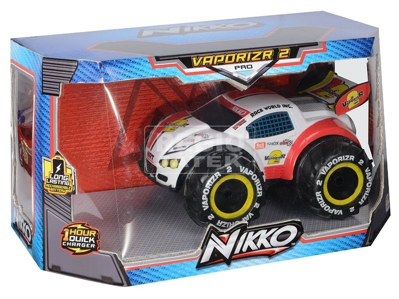 Nikko VaporizR 2 Maxi RC autó piros 94157