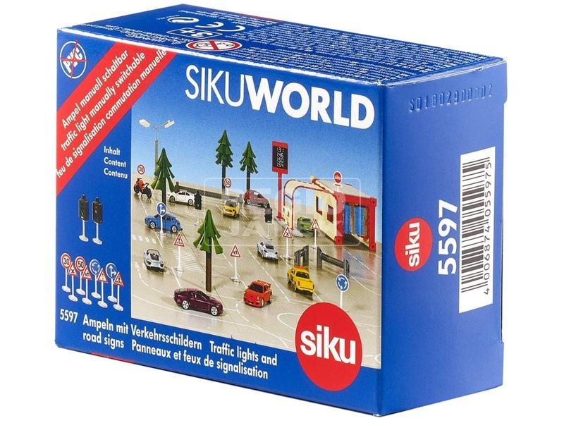 Siku: World jelzőtábla készlet - 5597