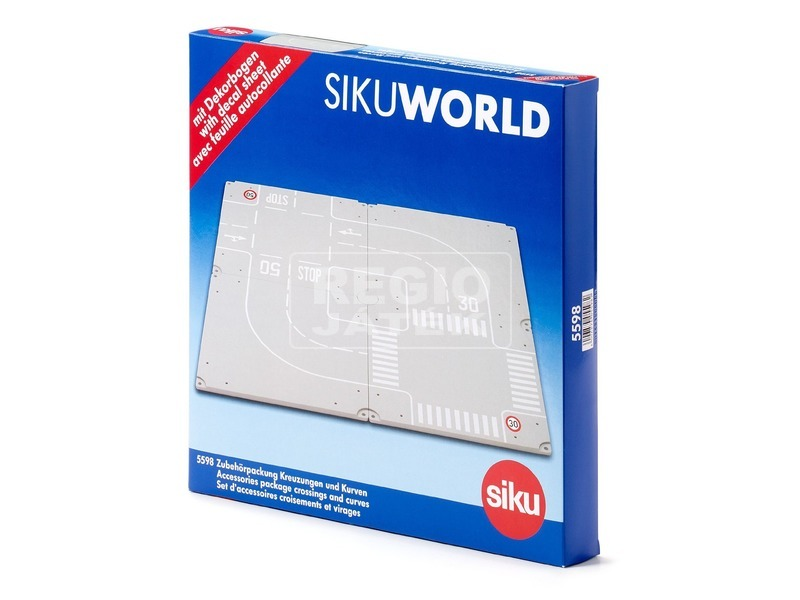 SIKU World kiegészítő elágazások