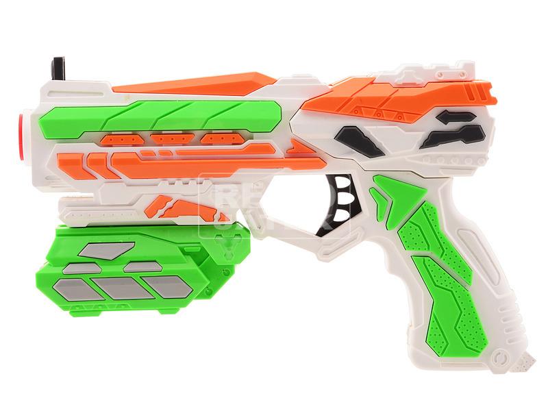 kép nagyítása Tack Pro szivacslövő pisztoly - 18 cm