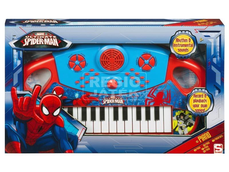 Pókember: szintetizátor