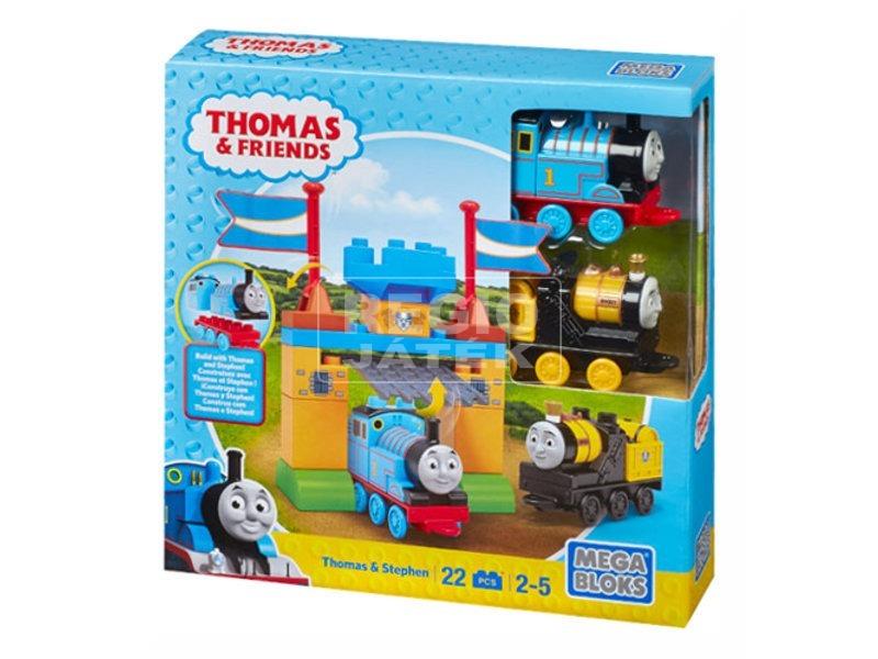 Mega Bloks Thomas kastély készlet