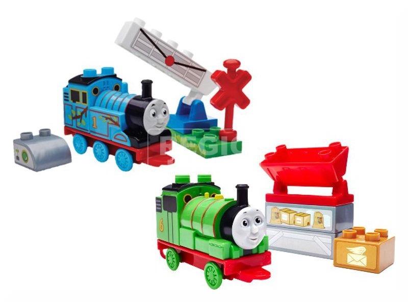 Mega Bloks Thomas kisvonat készlet - Percy