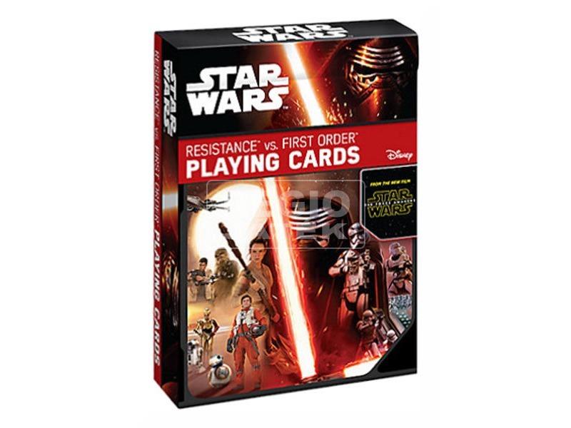 Star Wars VII. Ébredő Erő kártya