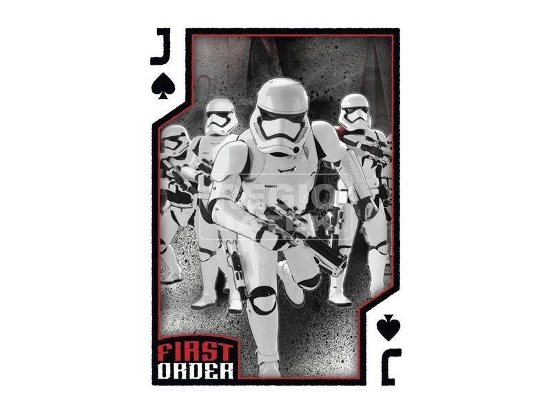 kép nagyítása Star Wars VII. Ébredő Erő kártya