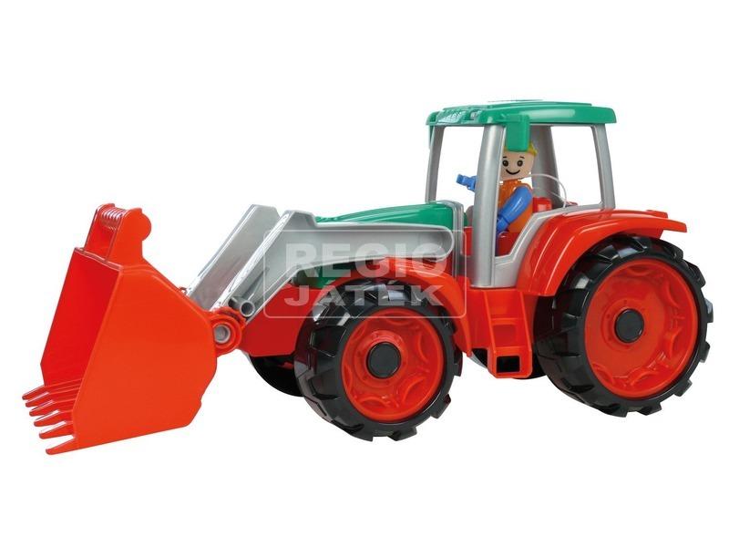kép nagyítása Műanyag traktor - 37 cm
