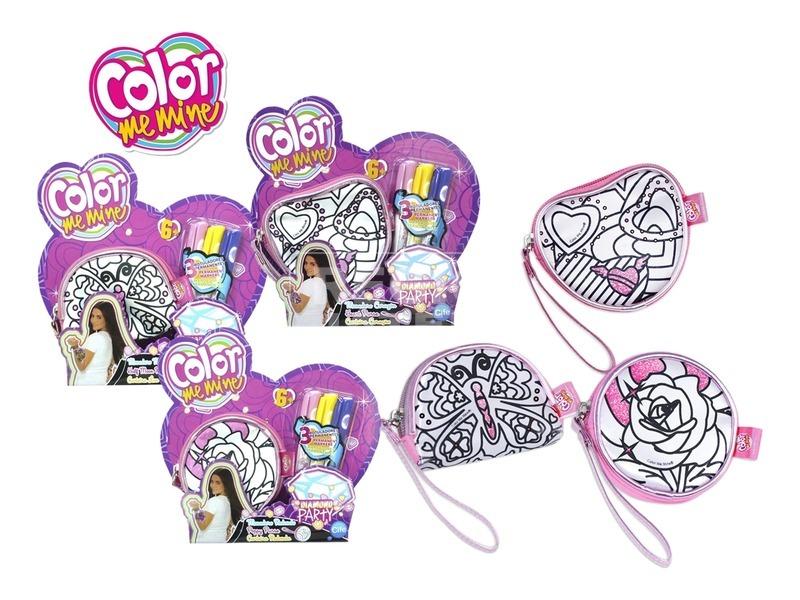Color Me Mine Diamond Party szíves mini táska