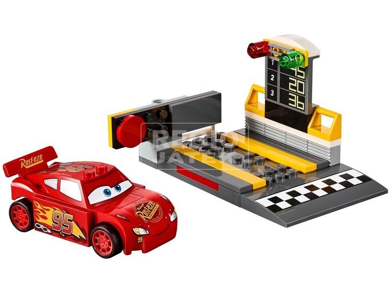 kép nagyítása LEGO® Juniors Villám McQueen kilövője 10730