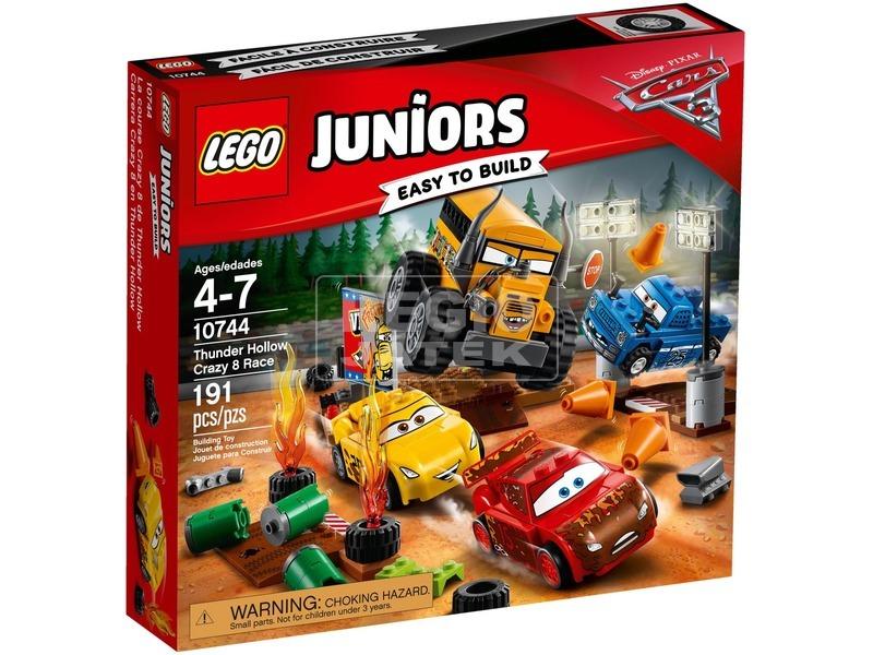 LEGO® Juniors Crazy Hollow verseny 10744