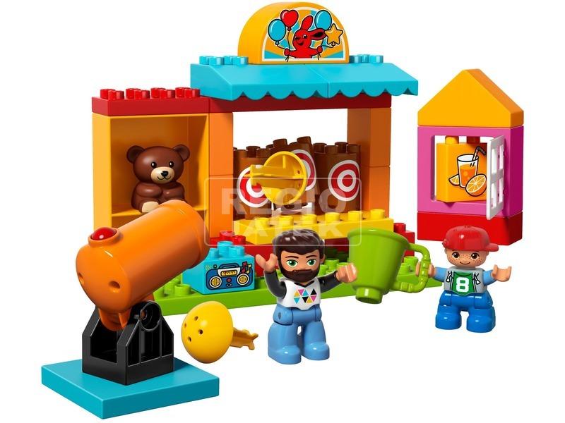 kép nagyítása LEGO® DUPLO Céllövölde 10839