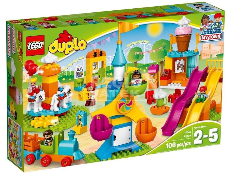 LEGO® DUPLO Nagy vidámpark 10840