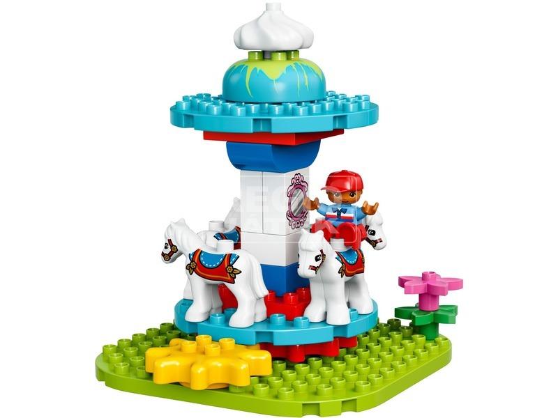 kép nagyítása LEGO® DUPLO Családi vidámpark 10841