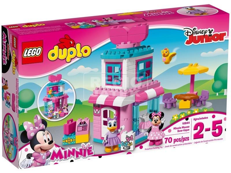 LEGO® DUPLO Disney Minnie egér boltja 10844