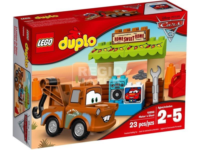 LEGO® DUPLO Verdák Matuka otthona 10856