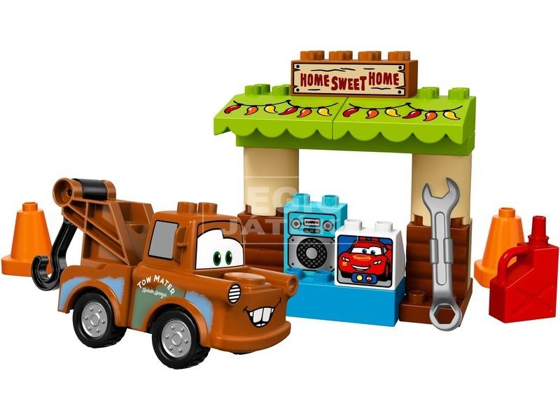kép nagyítása LEGO® DUPLO Verdák Matuka otthona 10856