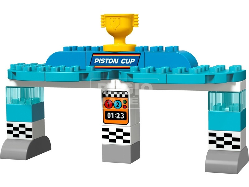 kép nagyítása LEGO® DUPLO Verdák Szelep kupa verseny 10857