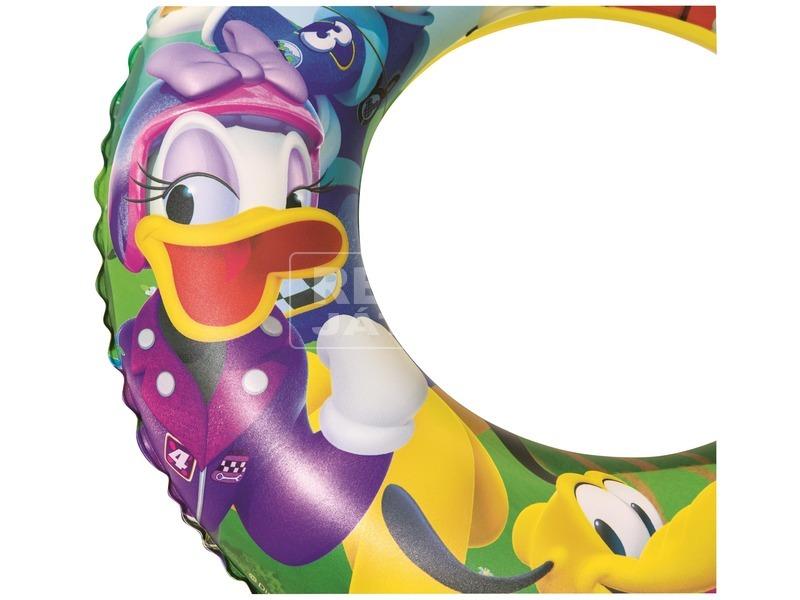 kép nagyítása Bestway 91004 Mikiegér felfújható úszógumi - 56 cm