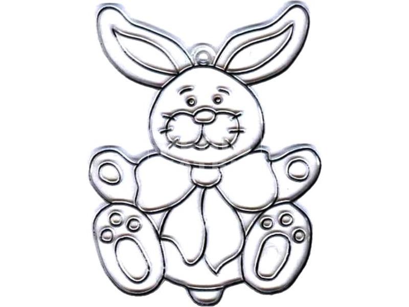 Húsvéti suncatcher masnis nyuszi