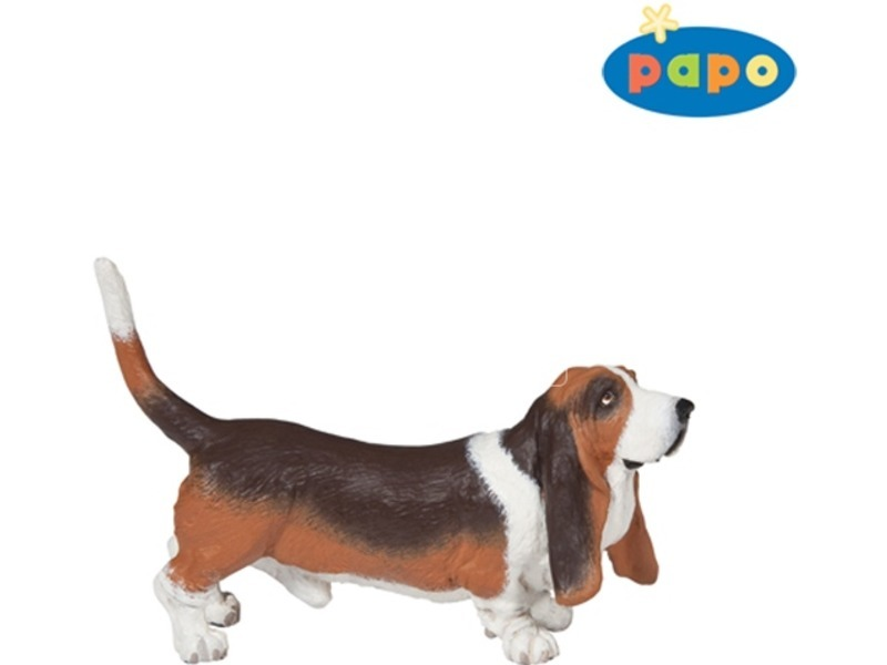 Papo Basset Hound kutya 54012