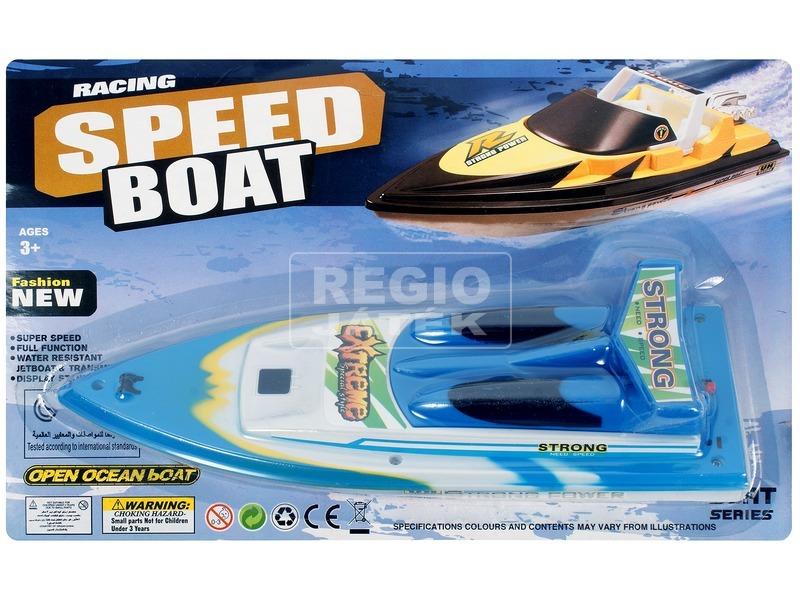 Speed Boat elemes motorcsónak - 30 cm