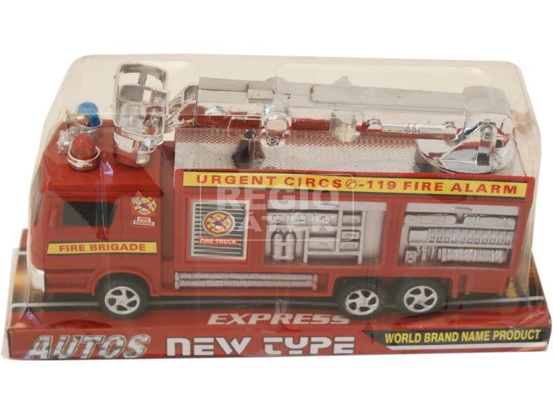 kép nagyítása Tűzoltóautó emelőkosárral - 20 cm