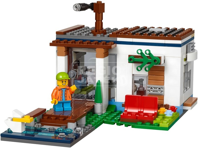 kép nagyítása LEGO® Creator Modern ház 31068