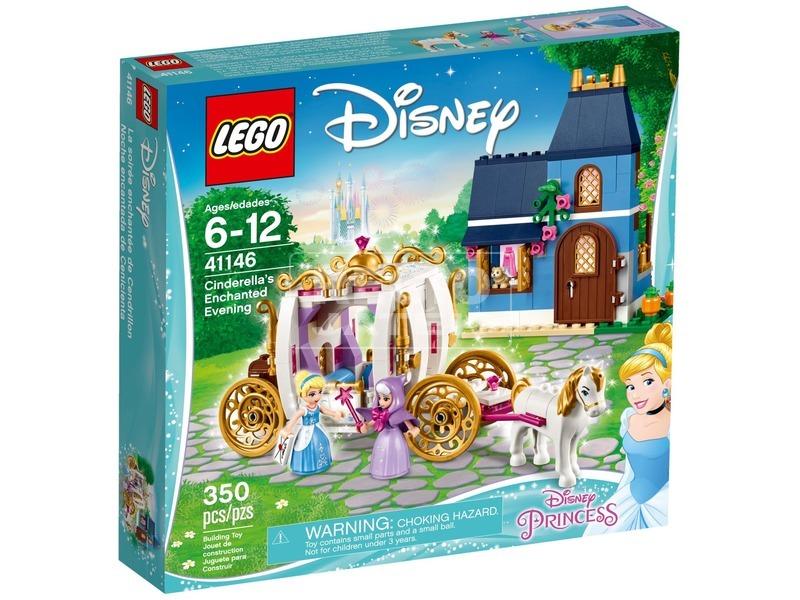 LEGO Disney Princess Hamupipőke estélye 41146