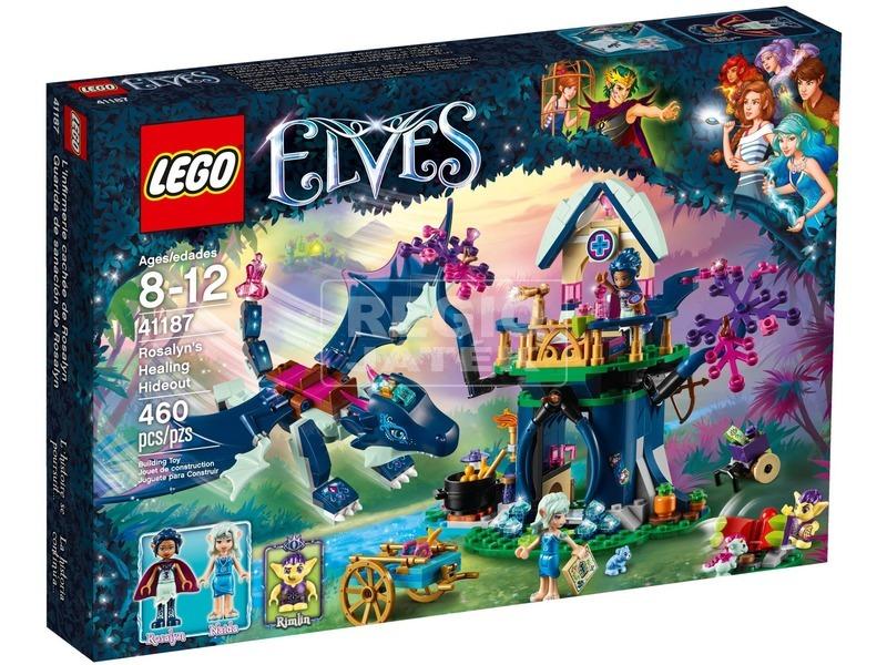 LEGO® Elves Rosalyn gyógyító búvóhelye 41187