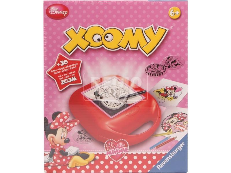 Minnie egér Xoomy rajzkészlet
