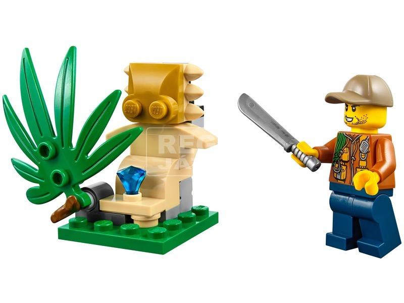 kép nagyítása LEGO® City Dzsungeljáró homokfutó 60156