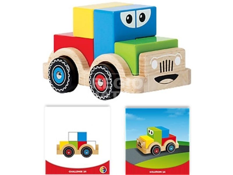 Smart Car logikai játék