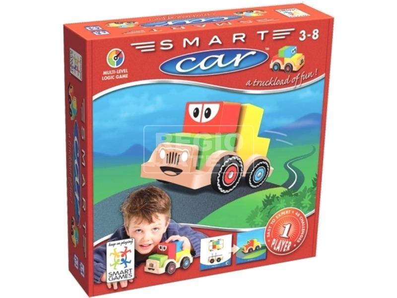 kép nagyítása Smart Car logikai játék