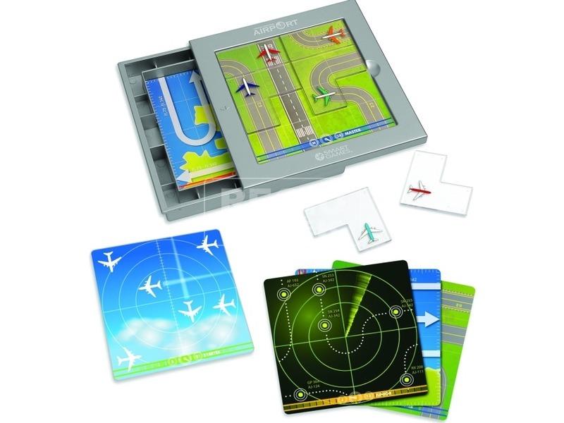 Airport-Traffic logikai játék