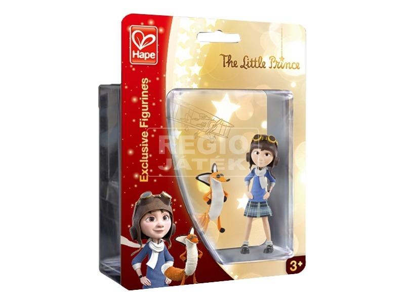 Kis herceg figurák-Róka, kislány