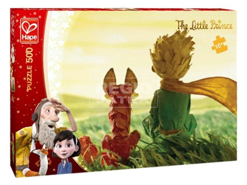 A kis herceg puzzle-barátság