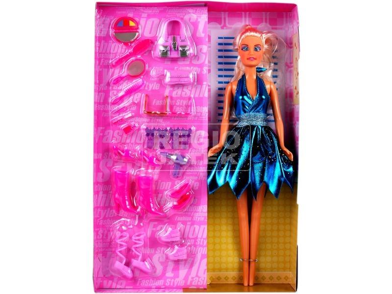 kép nagyítása Defa Lucy balerina baba kiegészítőkkel -30 cm, többféle
