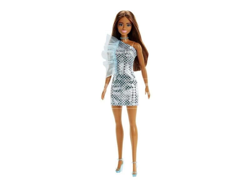 kép nagyítása Barbie: parti Barbie baba - 29 cm, többféle