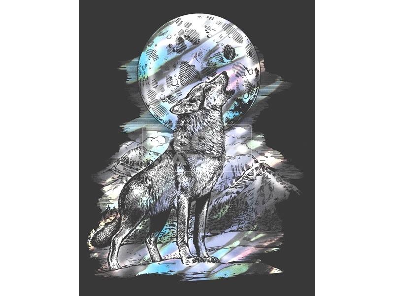Farkas hologramos képkarcoló