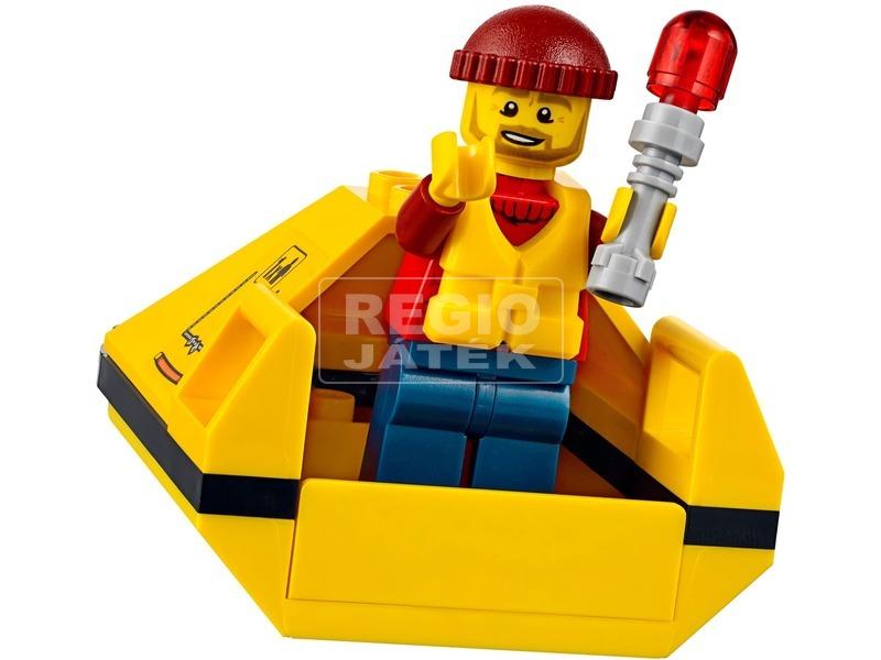 kép nagyítása LEGO® City Tengeri mentőrepülőgép 60164