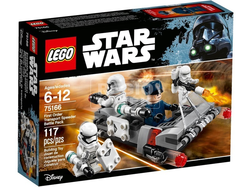 LEGO Star Wars Első rendi szállítógép 75166