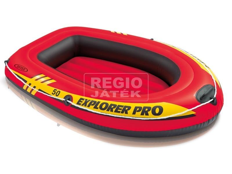 Explorer Pro 50 gumicsónak - 137 x 85 x 23 cm