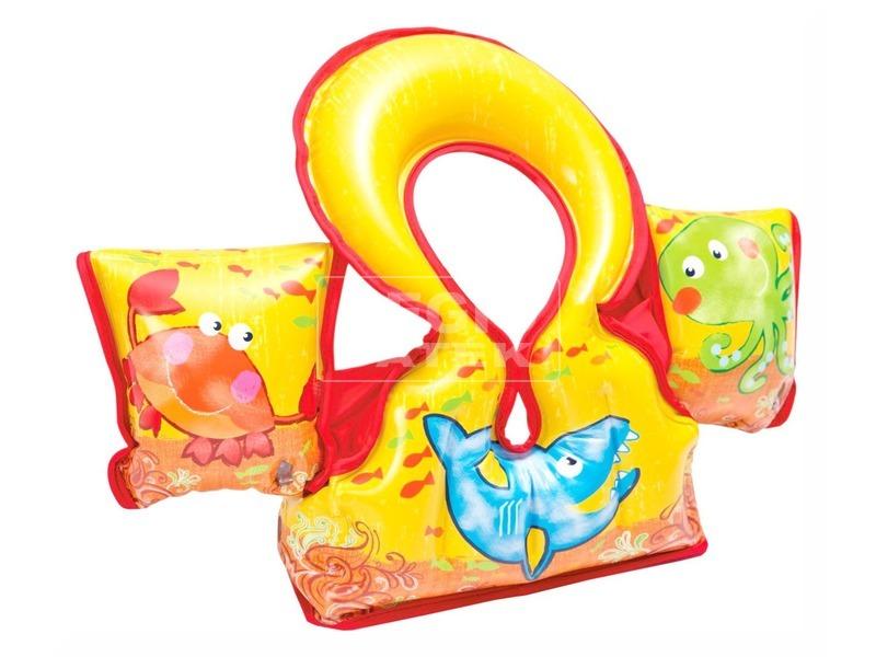 AQUA VEST úszómellény 3-6 éves korig