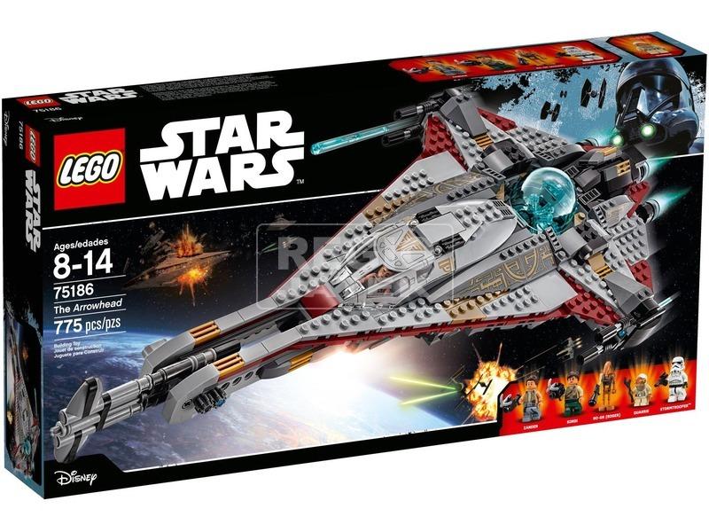 LEGO® Star Wars Nyílhegy 75186