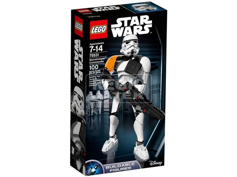 LEGO Star Wars Stormtrooper parancsnok 75531