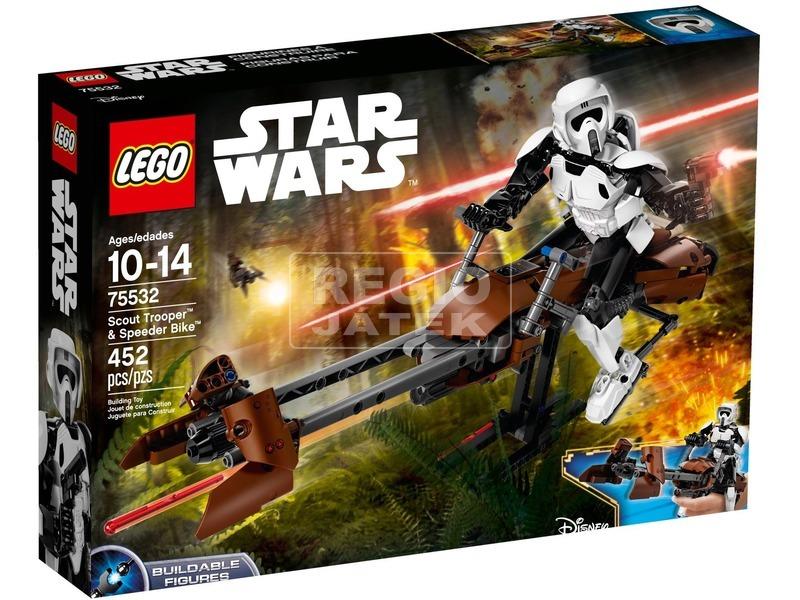 LEGO Star Wars Felderítő Rohamosztagos 75532