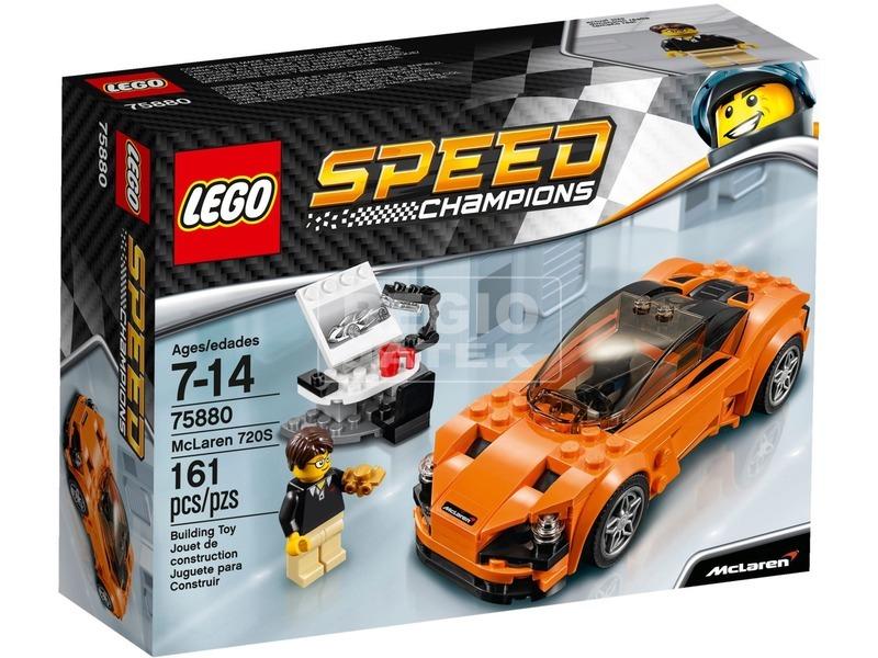 LEGO® Speed Champions McLaren 720S 75880
