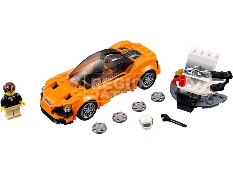 kép nagyítása LEGO® Speed Champions McLaren 720S 75880
