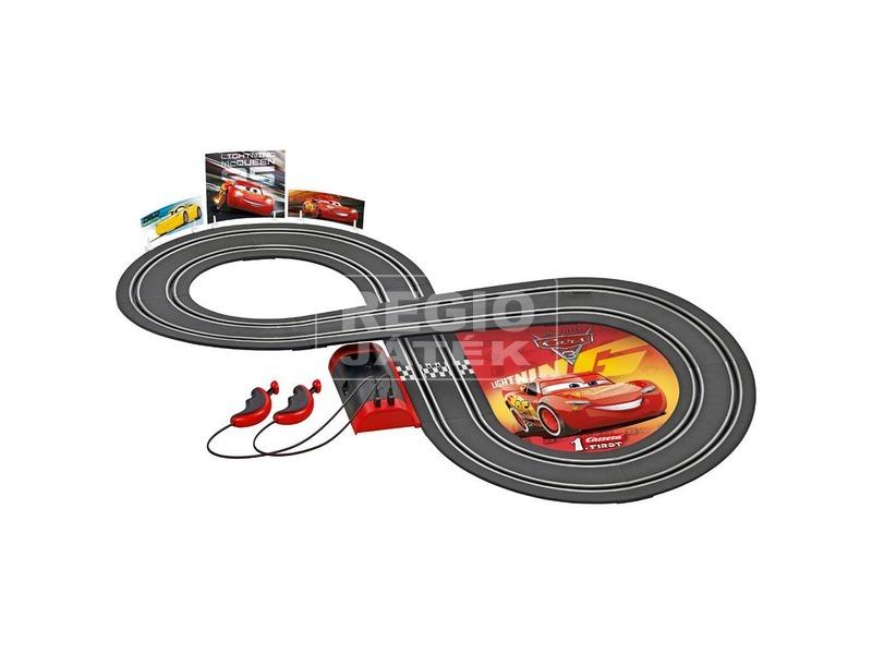 kép nagyítása Carrera First Verdák 3 versenypálya - 1:50